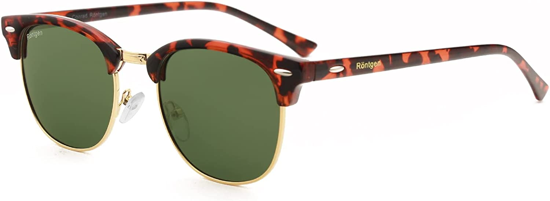 CONRAD RONTGEN Premium Polarized Sunglasses OFFicial mail OFFicial order Men R for Women Semi