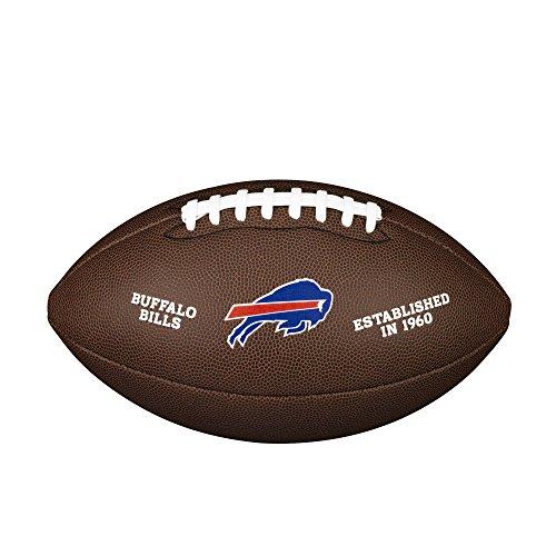 NFL Team Logo Composite Fußball, Buffalo Bills, Official