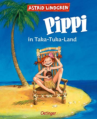 Pippi in Taka-Tuka-Land (farbig) (Pippi Langstrumpf)