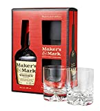 Marker's Mark y 2 Vasos, 700ml