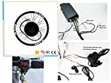 Nbpower 48 V 88 V 66 cm 72 5000 W kit de conversion E-Bike, Sabvoton 72 V 100 A onde...