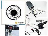 Nbpower 48V 88V 66cm 725000W kit de conversion E-Bike, Sabvoton 72V 100A onde...