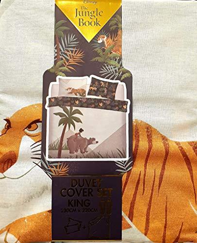 Primark Limited Disney The Jungle Book Bettbezug-Set – King Size