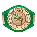 Wwe Auténtico Ropa 24/7 Campeonato Juguete Título Cinturón Oro