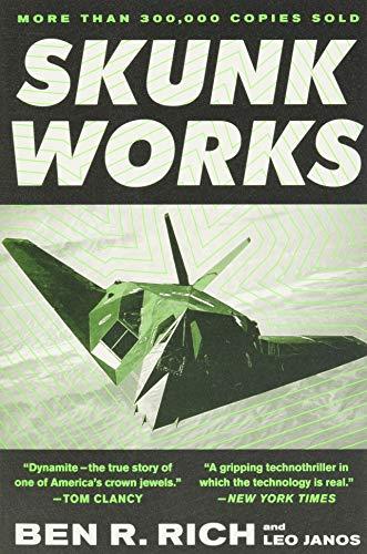 Skunk Works: A Personal Memoir of My Years of Lockheed