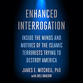 Enhanced Interrogation audiobook cover art