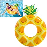 INTEX Ananas gonflable tranche - 117x86...