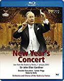 New Year's Concert (live from the Teatro La Fenice, 1 January 2013) [Blu-ray]