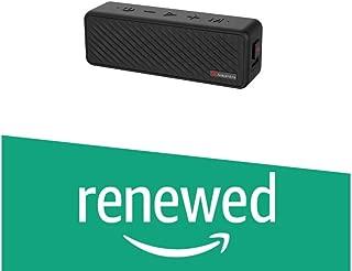 (Renewed) Nakamichi Speck Waterproof Portable Bluetooth Speaker(Black)