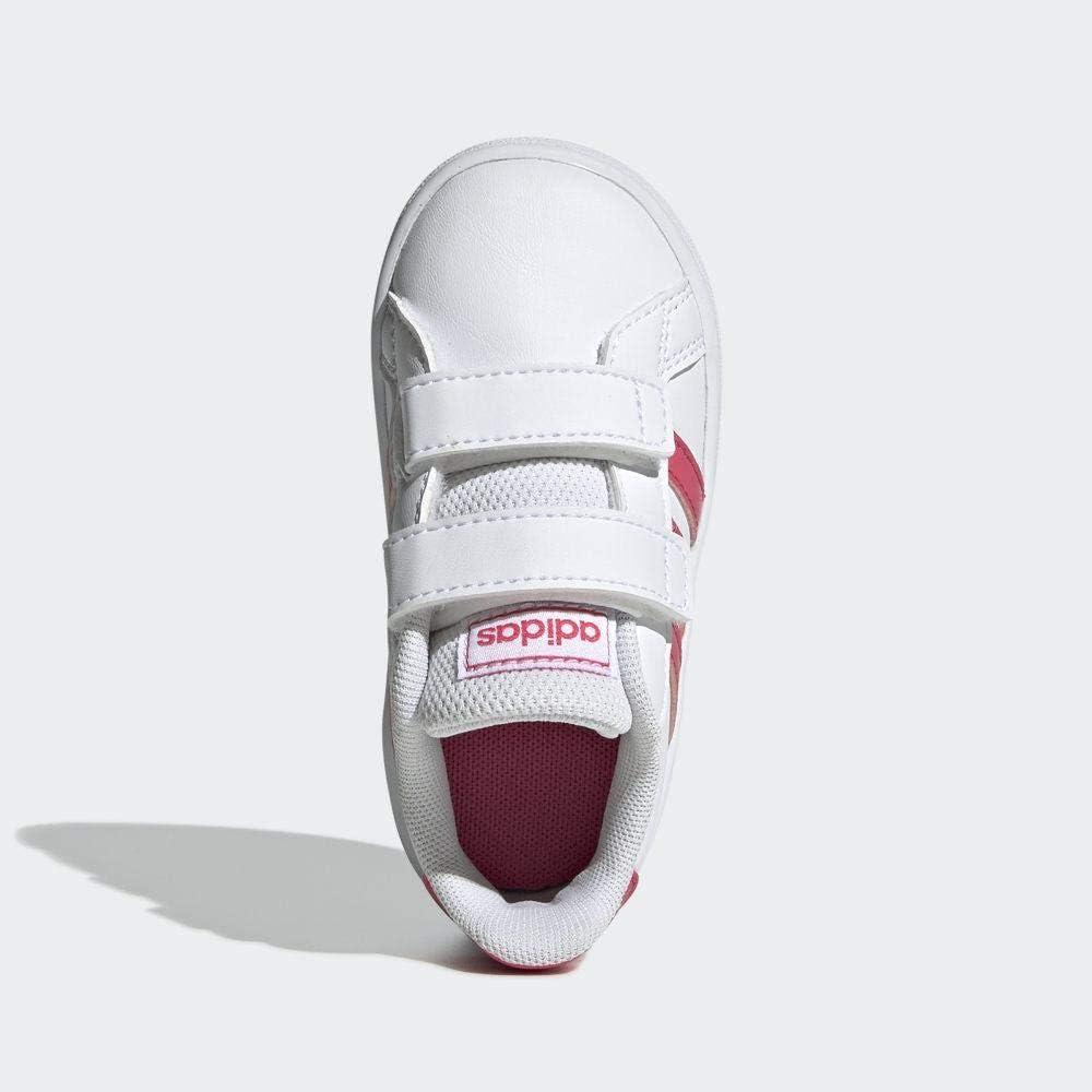 Zapatillas de Estar por casa Unisex beb/é adidas Grand Court I
