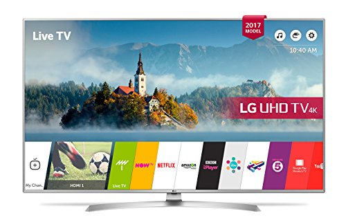 LG 43UJ701V 43  4K Ultra HD Smart TV Wi-Fi Argento
