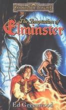 The Temptation of Elminster (Forgotten Realms) by Greenwood, Ed (1997) Mass Market Paperback