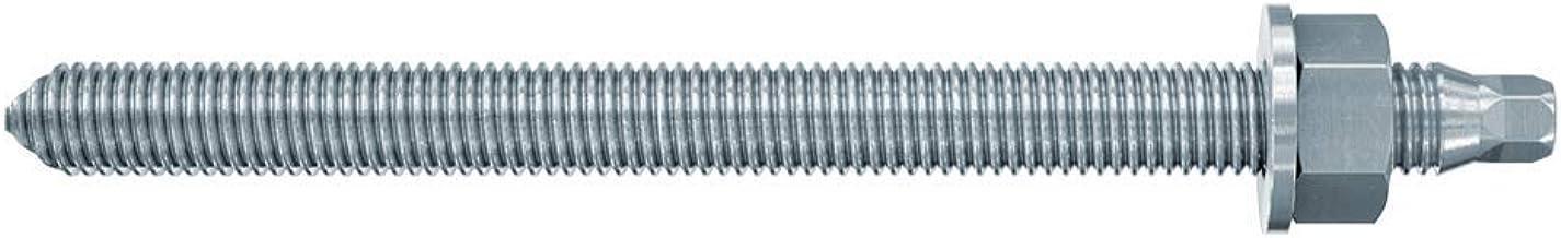 fischer 95727 ankerstang RG M 24 x 400, roestvrij staal