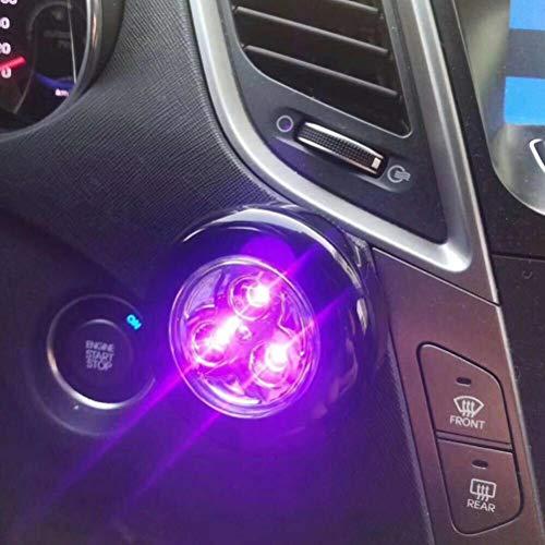 Stecto UV Lampe Desinfektion, Mini Leichte UV-C keimtötende Lampe, Handheld UV-Lampe, keine Chemikalien und schnelle Sterilisation, für Reisen, Haushalt, Auto