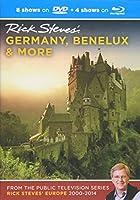 Rick Steves: Germany Benelux & More 2000 - 2014 [Blu-ray] [Import]