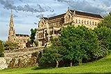 Puzzle De Madera 1000 Piezas, Juguetes Educativos Para Niños Adultos, Palacio De Sobrellano Cantabria España