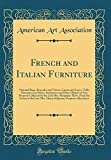 French and Italian Furniture: Oriental Rugs, Brocades and Velvets, Linens and Laces, Table Porcelains and Silver, Sculptures and Other Objects of Art; ... Estate of the Late Mrs. Henry Seligman, Prop
