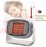 Zoom IMG-1 mini termoventilatore da tavolo e