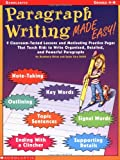 Paragraphs Writing Made Easy! Shiras, Rosemary