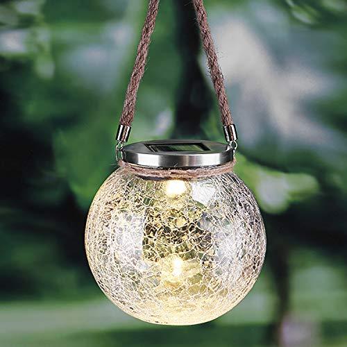 LED-Glas-Kugelleuchte ? 11 cm