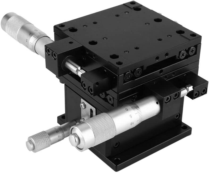 GUOCAO XYZ Linear Guide Sliding Bearing Clearance SALE! Limited time! SEMXYZ-80 Track Max 67% OFF Fine-Tu