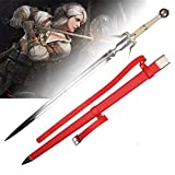 RealFireNSteel Witcher 3: Wild Hunt - Ciri's Zireael Sword