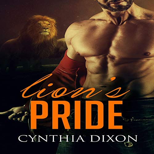 Lion's Pride audiobook cover art