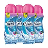 Purex Crystals in-Wash Fragrance and Scent Booster, Fresh Vibes, 15.5 Ounce, Pack of 4