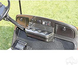 Parts Direct EZGO TXT Golf Cart Custom Dash - Carbon Fiber