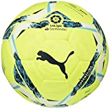 PUMA LaLiga 1 ADRENALINA Hybrid Ball Ballon De Foot Unisex-Adult, Lemon Tonic-Multi Colour, 3
