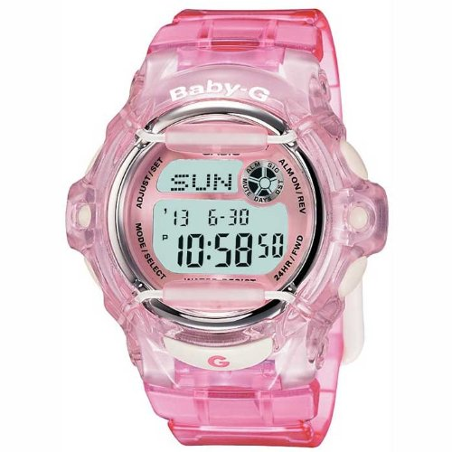 Reloj Casio para Mujer BG-169R-4ER
