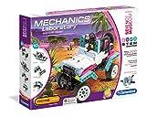 Clementoni 61873 Mechanics Lab-Safari Park Multicolore - version anglaise