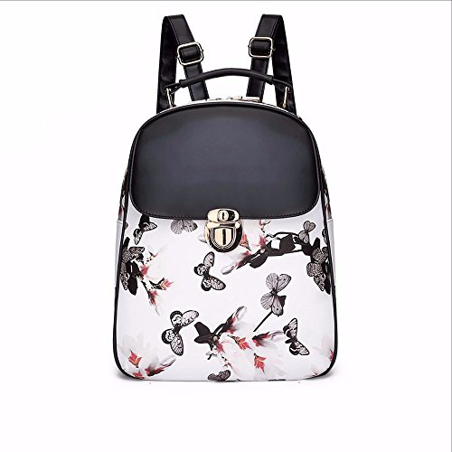 Flower Printing Women Backpack School Backpacks For Teenage Girls Best Gifts For Daugter