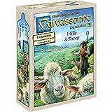 Z Man Jeux Zmg7819 Carcassonne: Collines et Moutons D'extension, Mélange de Couleurs - Version Anglaise