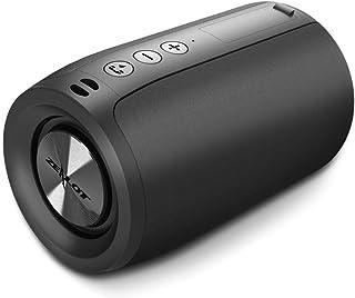 Enceinte Bluetooth, Mini Haut-Parleur Bluetooth 5.0 sans Fil with TWS, 15 Heures Autonomie Stéréo HD Microphone Intégré Po...