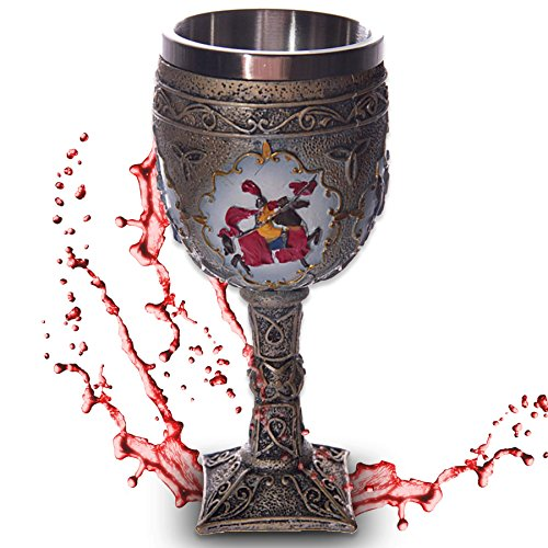 mtb more energy Calice Torneo dei Cavalieri - Decorazione Medievale Fantasy