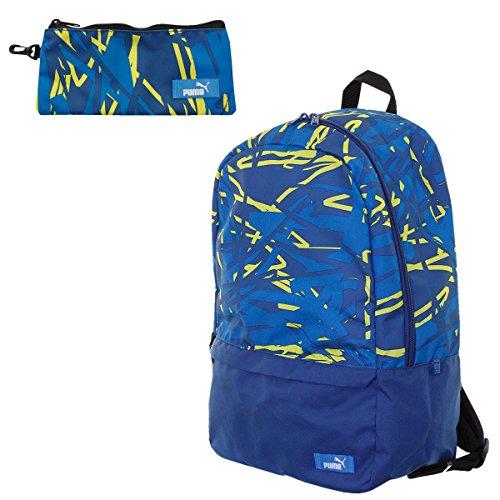 BTS Backpack Set S7 - Mazzerine Blue
