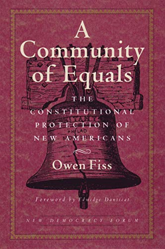 Download A Community of Equals (New Democracy Forum) 0807004375