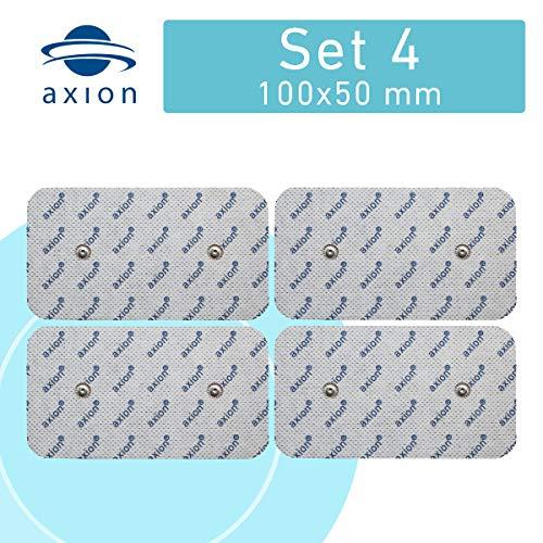 4 St/ück Sport Elec Elektroden-Elektroden Kabellos