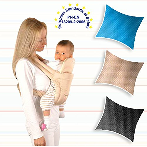 Neugeborenen-Tragetuch, Tragegestell für die Vorderseite, für bequemes Laufen.