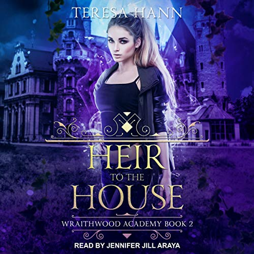 Heir to the House audiobook cover art