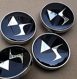 PSA Peugeot Citro/ën Kit de 4 Cabochons pour Roues Aluminium C3 AIRCROSS