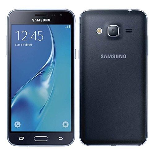 Samsung Galaxy J3 (2016) Smartphone (5,0 Zoll (12,63 cm Touch-Display, 8 GB Speicher, Android 5.1) schwarz
