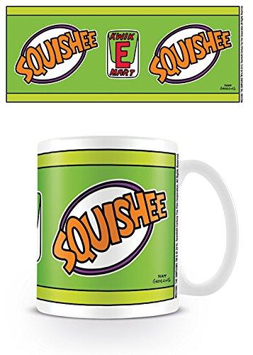The Simpsons MG23580 (Squishee) Mug, Céramique, Multicolore, 11oz/315ml
