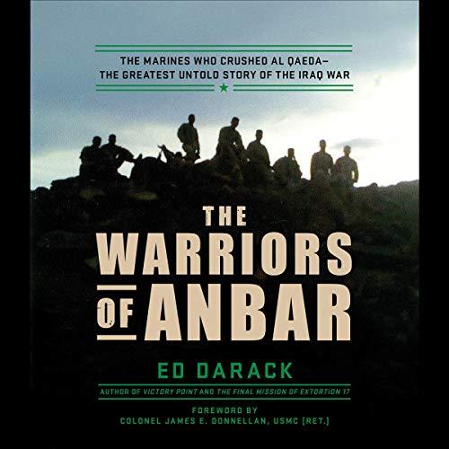 The Warriors of Anbar audiobook cover art