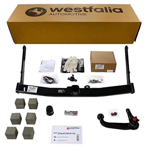 Westfalia 305407900113Verticle Desmontable para remolques
