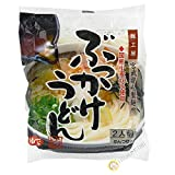Fideos bikkake udon con salsa de 2pcs MIYATAKE 400g Japón - Pack de 3 uds