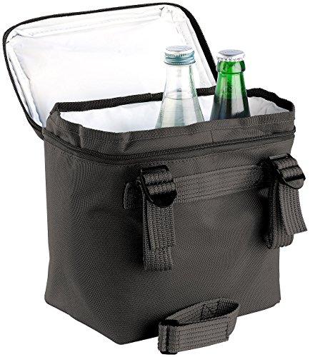 PEARL Fahrradkühltasche: Kühltasche fürs Fahrrad, 5 Liter (Kühlbox Fahrrad)