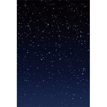 Amazon.com : AOFOTO 6x8ft Starry Sky Background Fantastic