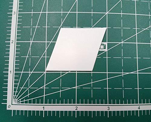 "1.5"" Diamond 72 Degrees English Paper Piecing EPP Set of 100 (100 Piece Set)"